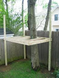Best Great Photo Of How To Build A Simple Treehouse 5208