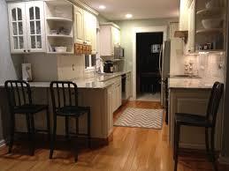 Beautiful Kitchens Pinterest Tag For Galley Kitchen Nanilumi
