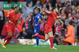 Liverpool vs. Leicester City: Score and Reaction from 2016 Premier League  Match | Bleacher Report | Latest News, Videos and Highlights