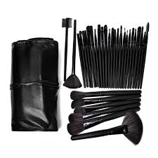 new 32pcs makeup brushes set powder foundation eyeshadow eyeliner lip brush pro makeup for mac makeup