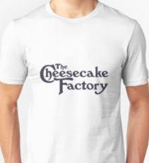 the cheesecake factory uni t shirt