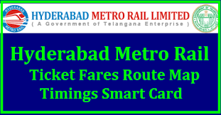 Metro Train Fares Chart In Hyderabad Hmr Hyderabad Metro Rail Fares Stations Price For Ticktet