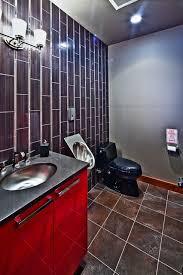 man cave bathroom. Fine Bathroom MAN CAVE  DREAM GARAGE Contemporarybathroom In Man Cave Bathroom N
