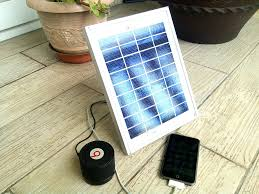 picture of diy portable usb solar charger 20 4 ports