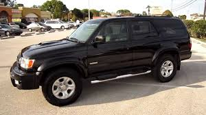 SOLD 2002 Toyota 4Runner SR5 82K Miles Meticulous Motors Inc ...