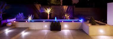modern garden lighting. contemporarygardendesignwestmidlandsuk modern garden lighting