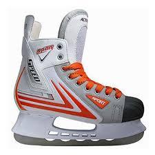 <b>Коньки хоккейные ACTION</b> PW-217, р. 40 — купить в интернет ...
