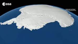 antarctic ice sheet growing clearest evidence yet of polar ice losses space for our climate