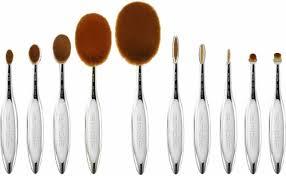 artis elite mirror 10 brush set