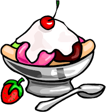 ice cream sundae with sprinkles clipart. Exellent Sprinkles Ice Cream Sundae Coloring Page Menu With Sprinkles Clipart