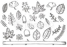 手描き秋の葉っぱイラスト No 527172無料イラストならイラストac