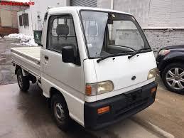 subaru sambar mini truck