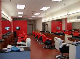 Barber Shop Interior Pictures Hair Salon Interior Design Ideas