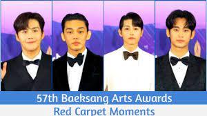 Where can we stream the baeksang arts awards with english subs? 57th Baeksang Arts Awards 2021 Red Carpet Moments Youtube