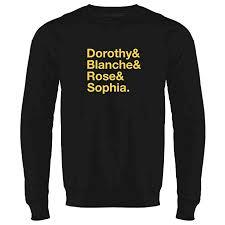 Amazon Com Pop Threads Dorothy Blanche Rose Sophia