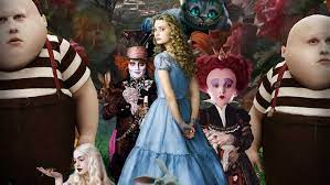 Alice's adventures in wonderland are just as much lewis carroll's dream as they are alice's; Top 15 Alice In Wonderland Characters From The 2010 Film And Beyond Babbletop