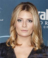 Casual Hairstyles 72 Awesome Mischa Barton Medium Wavy Casual Hairstyle Blonde Hair Color