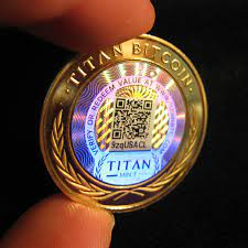 Stay up to date with the latest bitcoin gold price movements and forum discussion. Titan Physical Bitcoins High Quality Collectible Physical Bitcoins