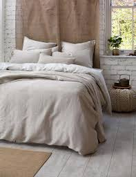 natural linen bedding uk