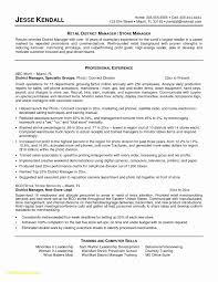 Property Manager Resume Sample Simple Resume Letter