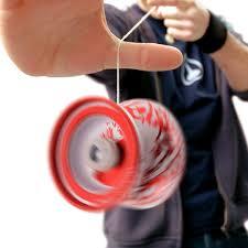 Hiệu suất cao hợp kim mini-hình đồ chơi con quay yoyo-hình đồ chơi (Quốc  Tế) chỉ 58.000₫