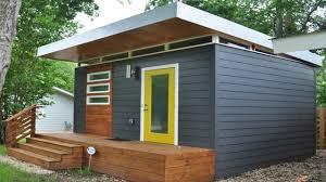 Studio Type Micro House | Tiny Home Design Ideas