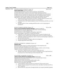 Suggestion Loan Officer Resume A Good Resume Example