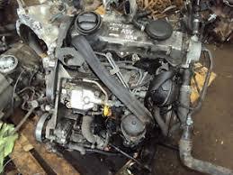 Seat Leon 2002 1.9 TDI - DIESEL ENGINE and FUEL PUMP ASV - 103,000 ...