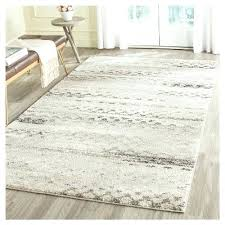 area rug cream grey 6 x 9 beige durable and rugs