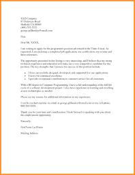 Cover Letter Sample Job Application Bio Letter Format