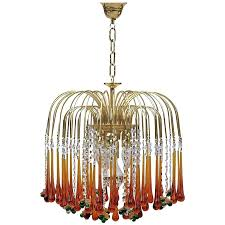 teardrop crystal chandelier replacement light