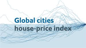 Sydney House Prices Chart 2018 Global Cities House Price Index Daily Chart