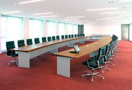conference room table ideas. Choose Best Conference Table Design For Dining And Meeting Room Furniture: Red Carpet Ideas U