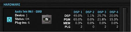 Managing Dsp Resources Universal Audio Support Home