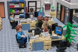 Office lego Detective The Office Nbc Lego Ideas Lego Ideas Product Ideas The Office Nbc