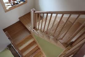 Landing Stairs