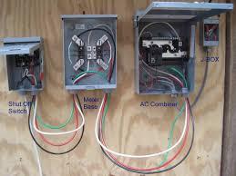 component ac wiring wiring diagram parts list for model installing ac wiring installaccomponents medium size