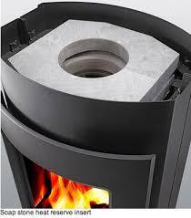 Soap stone wood burning stoves Hearthstone Heritage Insert To Store Heat Amazon Uk Gorgeous Soapstone Wood Stove Keeps You Warm For 15 Hours Treehugger