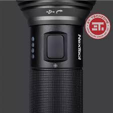 Đèn pin chống nước xiaomi Nextool - đèn pin dã ngoại 2000 lumen với pin  5000mah chống nước IPX7 - Đèn pin Nhãn hàng No brand