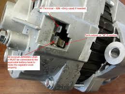 cummins marine delco style alternators identification seaboard Spade Plug Wiring Diagram delco 3 wire alternator with 3 spade terminal plug Spark Plug Wiring Diagram