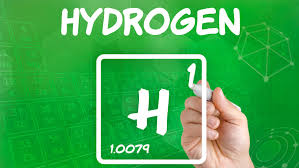 Characteristics and properties of hydrogen, and its reactions with ...