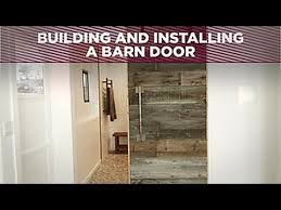 brian built barn doors. How To Build And Install A Barn Door - DIY Network Brian Built Doors