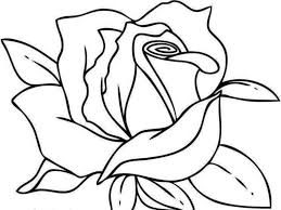 Small Picture Coloring Page Rose Excellent Soccer Coloring Pages To Print