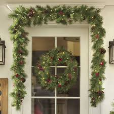 Lighted Garland Indoor Where To Hang Lighted Garland Cigit Karikaturize Com