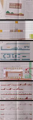 Nintendo Used To Design Super Mario Levels On Graph Paper Imgur