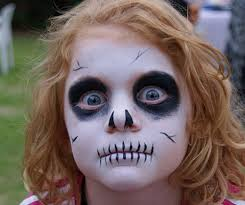 50 pretty and scary makeup ideas for kids 05