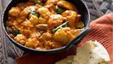cauliflower curry with chicken