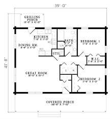 2 bedroom 2 bath house plans. Unique Bedroom Floor Plan First Story Of Log Cabin 1531231 With 2 Bedroom Bath House Plans 3