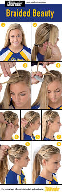 Bows In Hair Style best 20 cheerleader hairstyles ideas no signup 8318 by wearticles.com