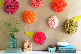 Tissue Paper Flower Decorations Diy Tissue Paper Flower Backdrop